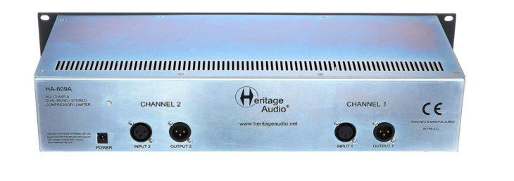 Heritage Audio HA 609 A 03