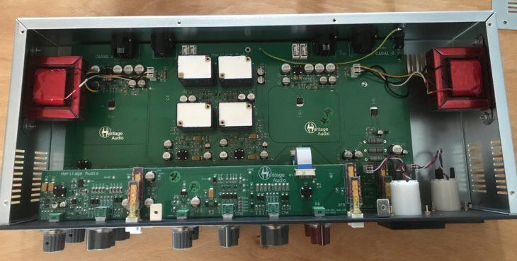 Test Heritage Audio HA 609 A 05