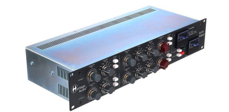 Test Heritage Audio HA 609 A BB