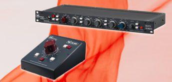 Heritage Audio stellt Channelstrip HA-81A und Monitorcontroller Baby RAM vor