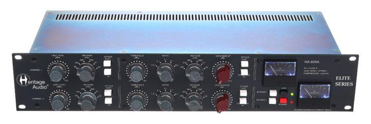 test Heritage Audio HA 609 A 01