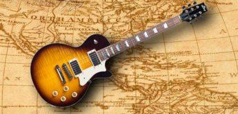 Test: Heritage Guitar H-150 OSB, E-Gitarre