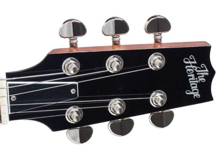 Heritage Guitar H-150 OSB Kopfplatte Headstock