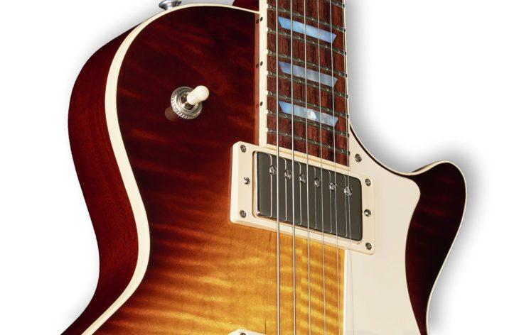 Heritage Guitar H-150 OSB Seymour Duncan