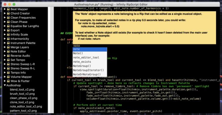 hitnmix infinity 4.5 script