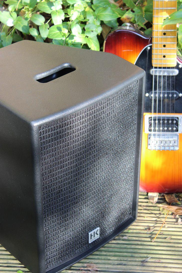 Test: HK Audio PREMIUM PRO MOVE 8 Aktivbox