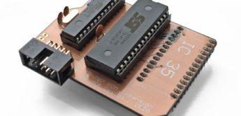 HKA Design zeigt ROM Expansion für Roland TR-707/727