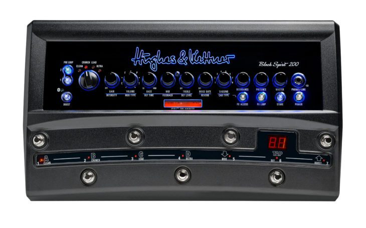 Im Test: Hughes & Kettner Black Spirit 200