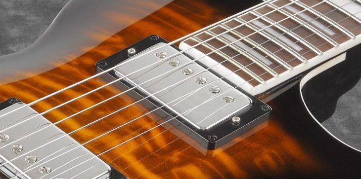 Ibanez ART120QA-SB E-Gitarre Pickup
