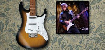 Test: Ibanez ATZ100-SBT, E-Gitarre