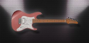 Test: Ibanez AZ2204, E-Gitarre