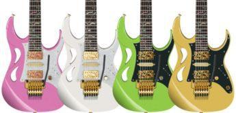NAMM 2020: Ibanez Steve Vai PA, E-Gitarre