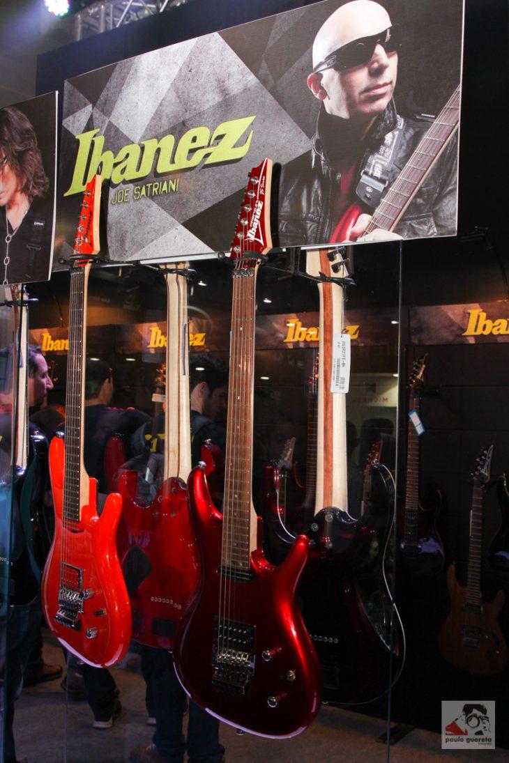 Joe Satriani Interview 2020
