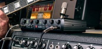 Test: IK Multimedia AXE I/O Solo, USB-Audiointerface