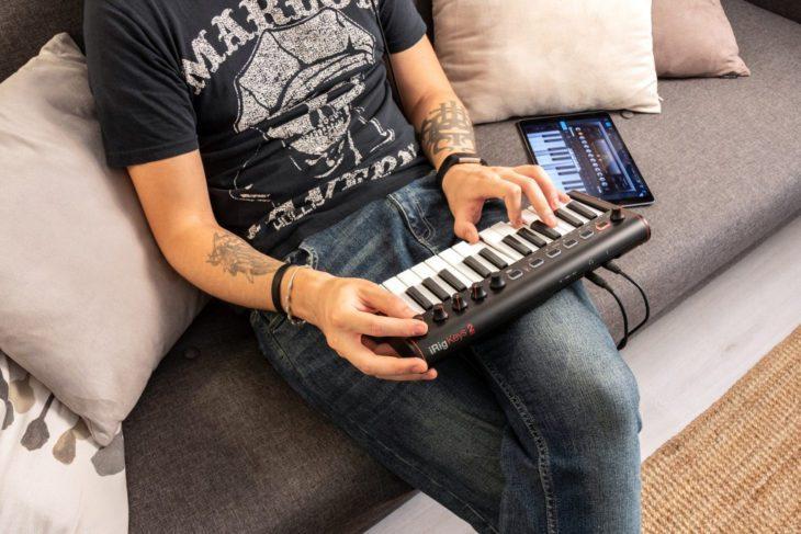 ik multimedia irig keys 2 mini