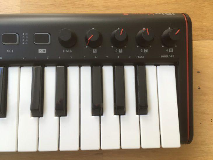 ik multimedia irig keys 2 mini test