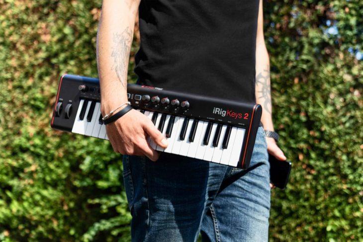 ik multimedia irig keys 2 pro