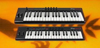 Test: IK Multimedia iRig Keys 2 Pro, MIDI-Keyboard