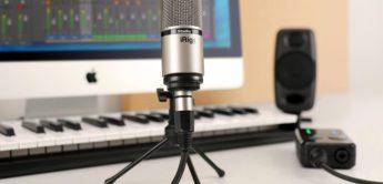 Test: IK Multimedia iRig Mic Studio XLR, Studiomikrofon