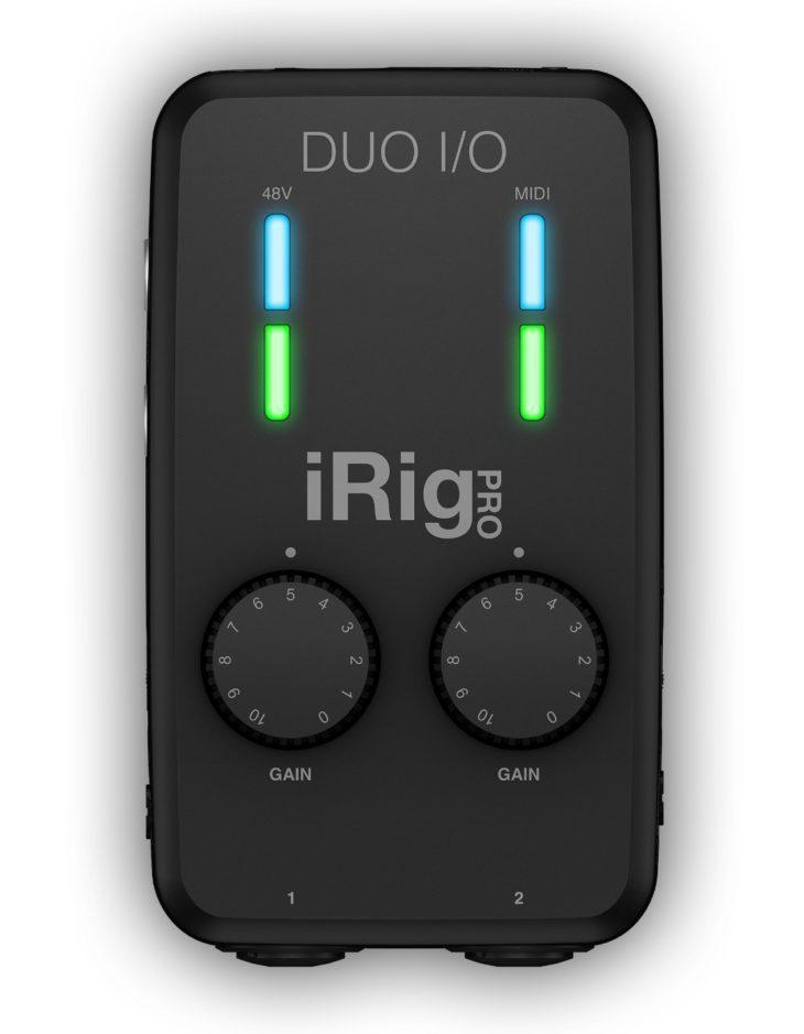 IK Multimedia iRig Pro Duo I/O