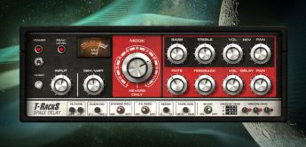 IK Multimedia stellt Space Delay Plugin vor – Emulation des RE-201