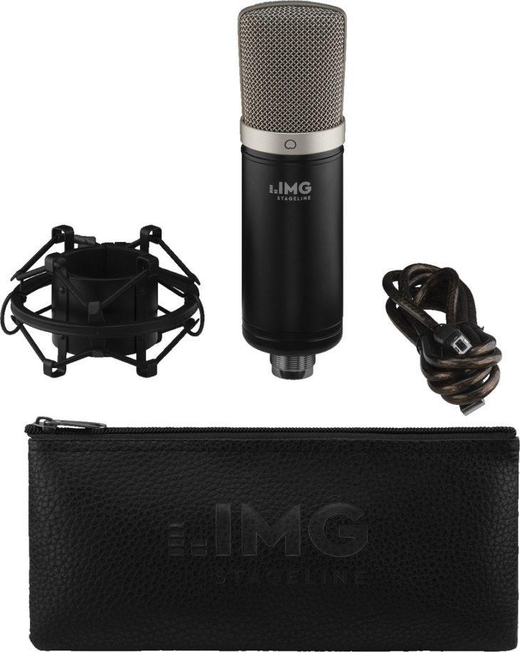 IMG Stageline ECMS-50USB mit Zubehör