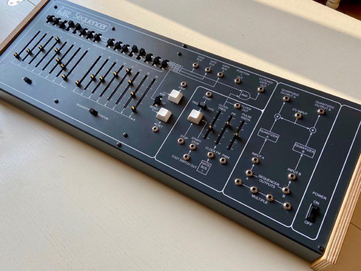 Der ARP 1601-Klon wird nur als DIYS-Bausatz angeboten