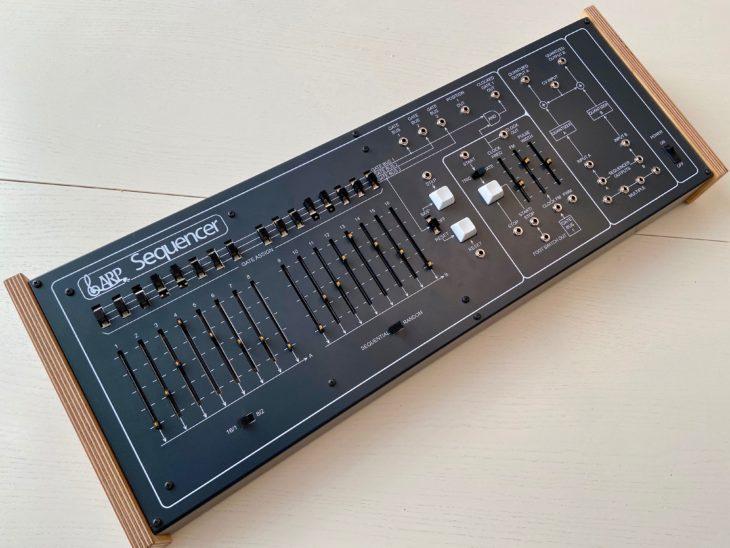 ARP 1601 Sequenzer