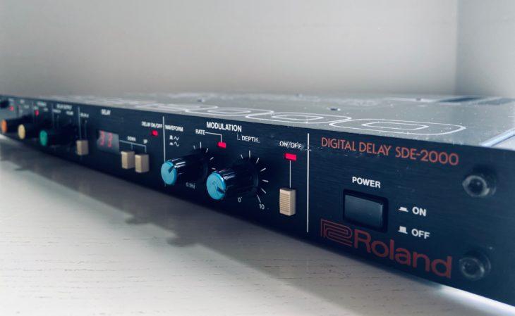 Kultig und dabei nicht teuer: Das Roland SDE-2000