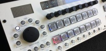 Test: Midiphy MIDIbox Seq V4+, DIY-Sequencer
