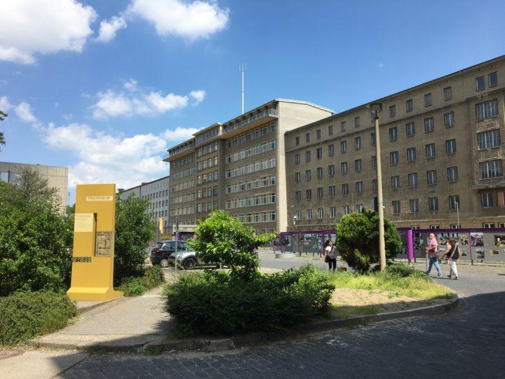 Stasi-Museum in Berlin