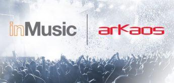 Branchen-News: inMusic-Brands kauft ArKaos