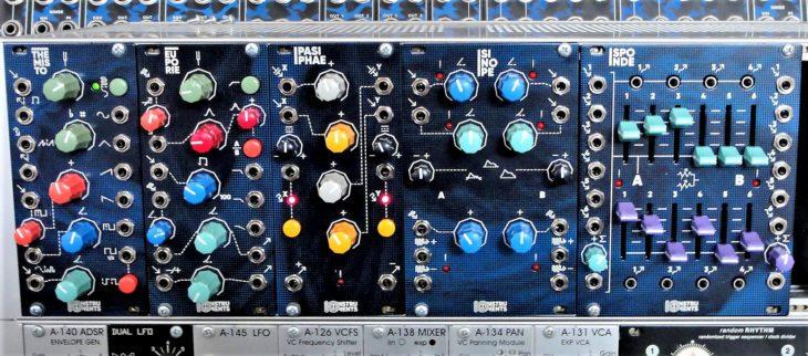 Io Instruments eurorack module
