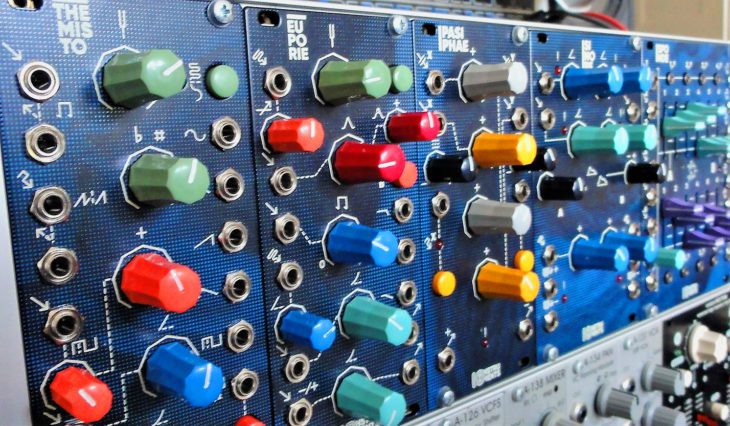 io instruments themisto europie sinope eurorack module