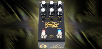 Test: Jackson Audio El Guapo Overdrive Distortion, Verzerrer-Pedal