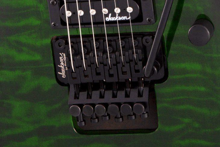 Jackson JS32Q DKA Dinky E-Gitarre Floyd Rose