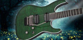 Test: Jackson Pro Soloist SL2Q, E-Gitarre