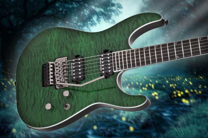Jackson Pro Soloist SL2Q E-Gitarre
