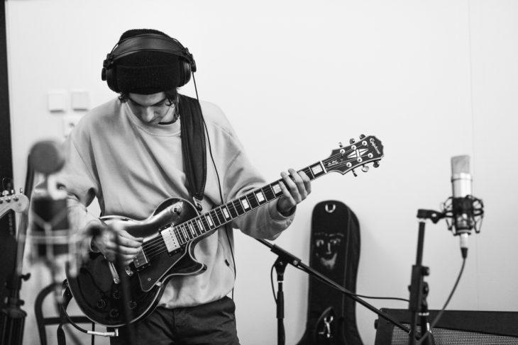 Workshop Gitarre aufnehmen Zuhause Homerecording