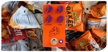 Test: JHS Cheese Ball, Fuzz-/Overdrive-Pedal