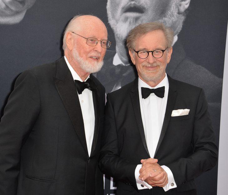 John-Williams_Steven-Spielberg