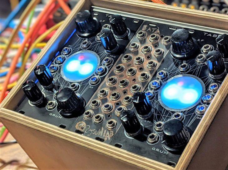 Jolin Lab Tabor oscillator