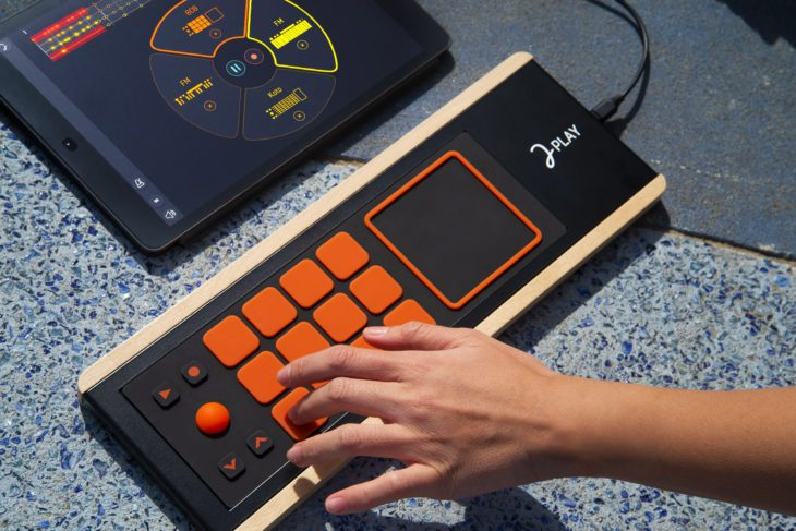 joue play controller