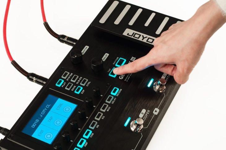 Joyo GEM BOX III Multieffektgerät
