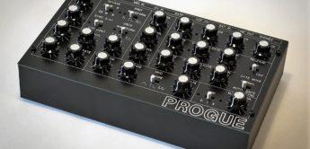 JSI Progue, DIY Analog-Synthesizer nach Moog Prodigy & Rogue