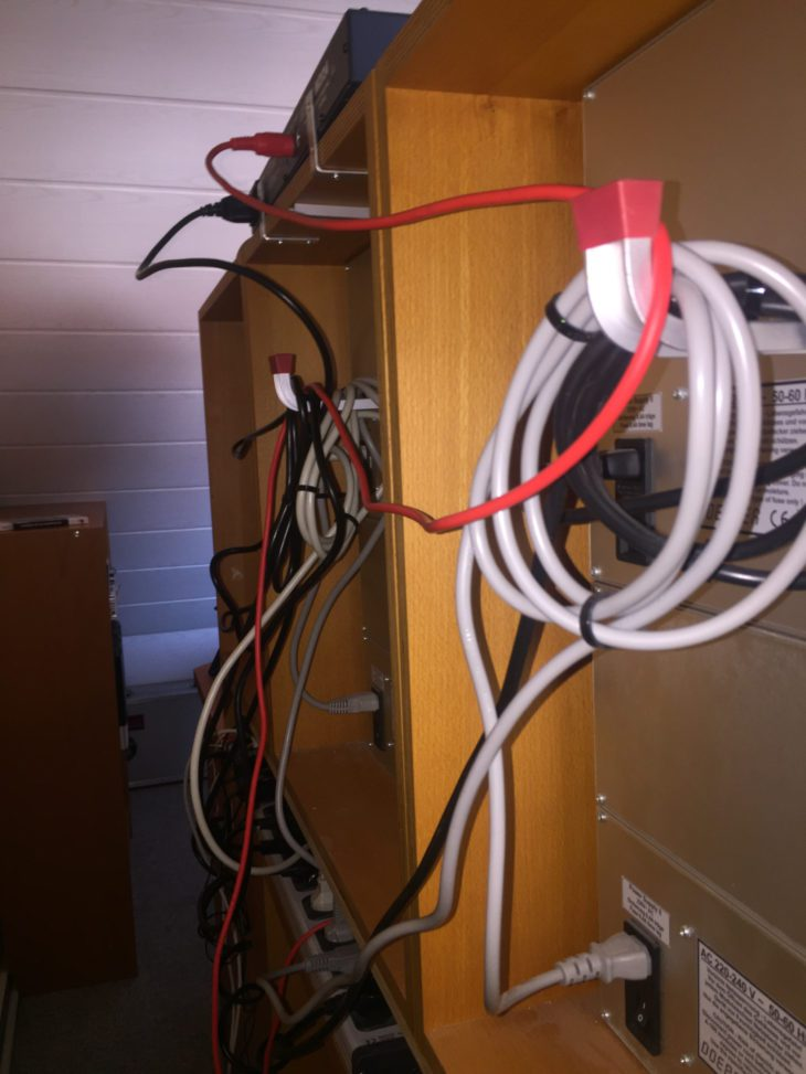 tonstudio kabel workshop organisation