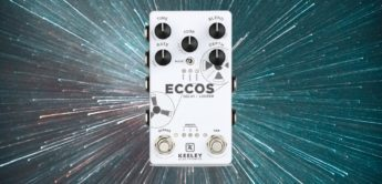 Test: Keeley ECCOS Delay Looper, Delay-Pedal