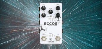 Test: Keeley ECCOS Delay Looper, Delay-Pedal