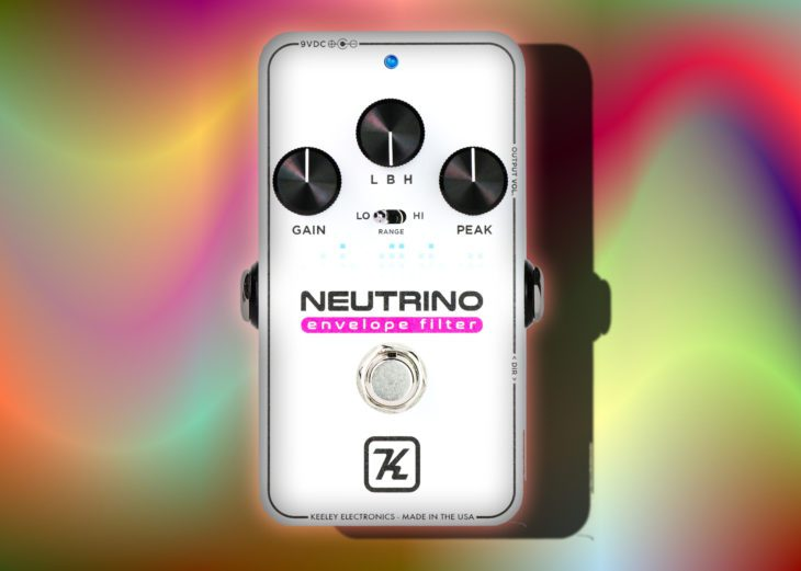 Keeley Neutrino Envelope Filter