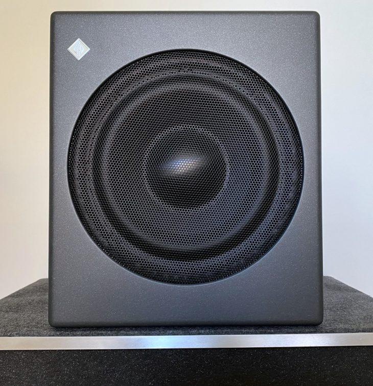 Neumann KH 750 DSP Vorderseite